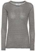 Etoile Isabel Marant Isabel Marant, Étoile Kaaron striped cotton and linen top