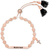 BCBGeneration Inspirational Word Slider Bracelet