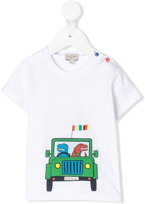 Paul Smith graphic print T-shirt