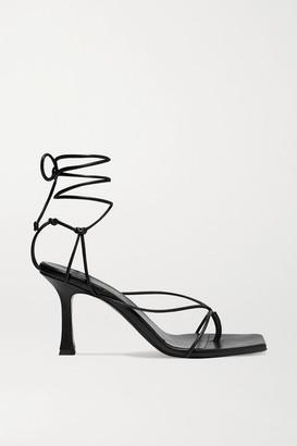 Magda Butrym Sweden Leather Sandals