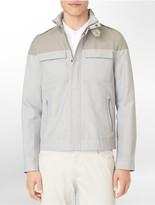 Calvin Klein Body Slim Fit 4-Pocket Jacket
