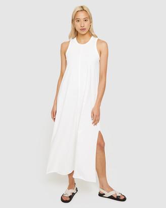 Jag Organic Cotton Sleeveless Dress
