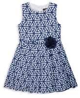 Imoga Little Girl's & Girl's Fit-&-Flare Dress
