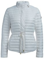 Michael Kors White Quilted Down Jacket