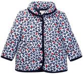 Joe Fresh Allover Print Jacket (Baby Girls)