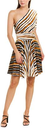 Ronny Kobo Karida A-Line Dress