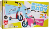 Scoot & Ride Gmbh Highway Baby Blue/Red
