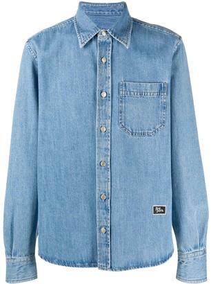 Ami Classic Denim Shirt