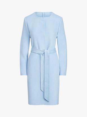Ralph Lauren Ralph Wool Blend Belted Coat, Light Blue