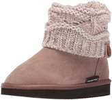 Muk Luks Kids' Patti-Vanilla Pull-On Boot