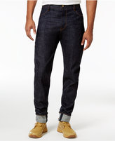 G Star Men's Straight-Fit Raw Denim Jeans