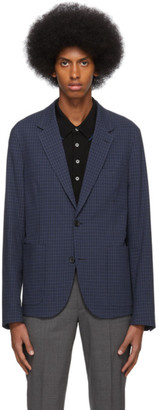 Paul Smith Blue Check Jacket