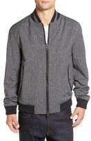 BOSS ORANGE 'Ojax' Tweed Bomber Jacket