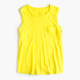 J.Crew Garment-dyed muscle T-shirt