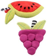 Sassy Terry Teethers 2Pk by