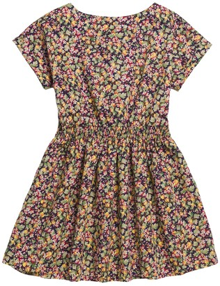 Bonpoint 8y Louise Floral Print Dress