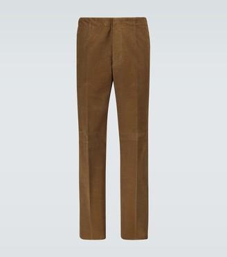 Maison Margiela Cotton corduroy pants