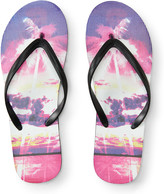 Hawaiian Sunset Flip-Flop