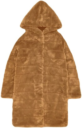 Apparis Celina faux-fur coat