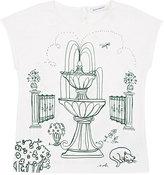 Dolce & Gabbana GARDEN-GRAPHIC T-SHIRT