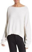 Helmut Lang Women's Side Strap Pullover