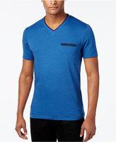 Alfani Men's Dot V-Neck T-Shirt