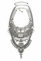 DYLANLEX Skyler Crystal Statement Necklace