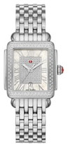 Michele Deco Madison Diamond Watch Head & Bracelet, 29mm x 31mm