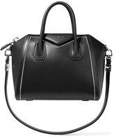 Givenchy Small Antigona Bag In Black Leather - one size