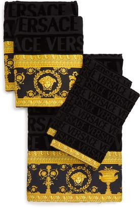 Versace Barocco 5-Piece Towel Set