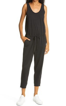 Frank And Eileen Cotton Jersey Tank Jumpsuit