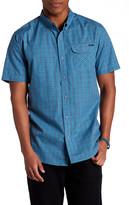 O'Neill O&Neill Emporium Trim Fit Check Short Sleeve Woven Shirt