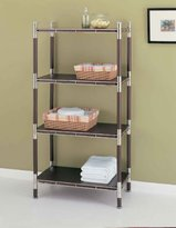 Organize It All Baronial 4 Tier Rack