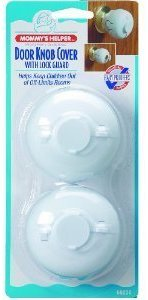 Mommys Helper Mommy's Helper Door Knob Safety Cover