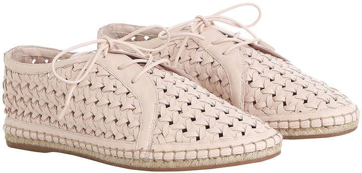 Men's Clothing Zimmermann White Woven Sneaker $395