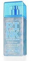 Victoria's Secret Pink FRESH & CLEAN Shimmer Shine Sparkling Body Mist 8.4 FL OZ by