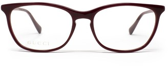 Gucci Oval Frame Glasses