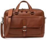 Frye Oliver 2 Handle Leather Messenger Bag