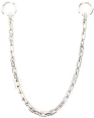 Balenciaga B chain trouser link