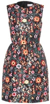 RED Valentino Floral-printed Dress