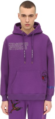Kidsuper Studios Super Cotton Sweatshirt Hoodie