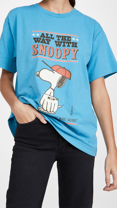 Marc Jacobs Peanuts x MJ The T-Shirt