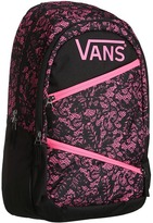 Vans Dreamer Backpack ((Lace) Neon Pink) - Bags and Luggage
