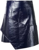 CHRISTOPHER ESBER wrap skirt - women - Cotton/Polyester/Polyurethane - 8