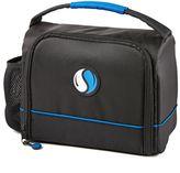 Fit & Fresh 14-Piece Men's Smart Potion Lunch Bag Set in Black