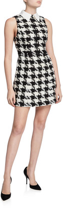 Alice + Olivia Ellis Zip-Front Dress