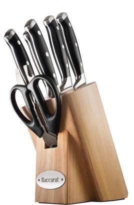 Baccarat Artisan Licht 7 Piece Knife Block