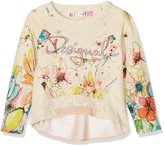 Desigual Girls' Sweatshirt Top Euripides, Sizes 5-14