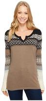 Woolrich Avalanche Split Neck Sweater