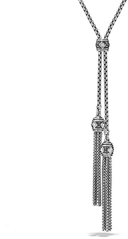 David Yurman Renaissance Necklace with Diamonds
